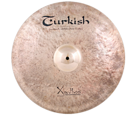 "Turkish Cymbals Xanthos-Cast 15"" Crash"