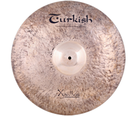 "Turkish Cymbals Xanthos-Cast 20"" Ride"