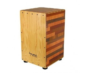 Tycoon 29 Series Wood Mixture Cajon With North American Ash Front Plate