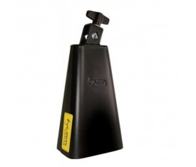Tycoon 6'' Black Powder-Coated Cowbell