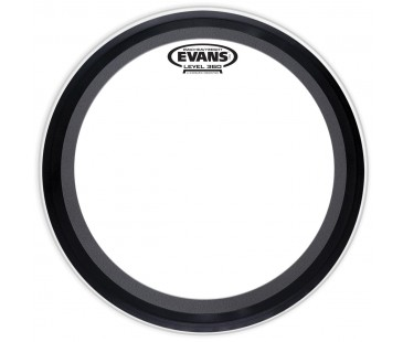 "Evans Deri 18"" Emad Heavyweight Kick Clear Çift Kat (20 Mil)"