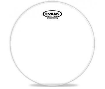"Evans Deri 14"" Resonant Tom Alt Clear Tek Kat (7 Mil)"