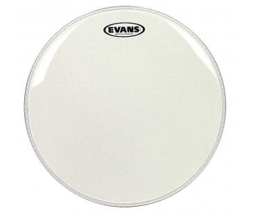 "Evans Deri 15"" Genera Resonant Tom Alt Clear Tek Kat (10 Mil)"