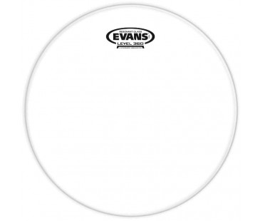 "Evans Deri 18"" Resonant Tom Alt Clear Tek Kat (7 Mil)"