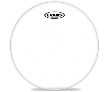 "Evans Deri 18"" Genera Resonant Tom Alt Clear Tek Kat (10 Mil)"