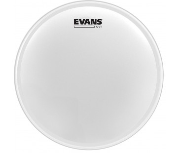 "Evans Deri 14"" UV1, Coated Tom/Trampet, Kumlu (10 Mil)"