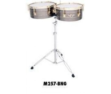 Latin Percussion M257BNG Matador Timbales 14&15 Shell