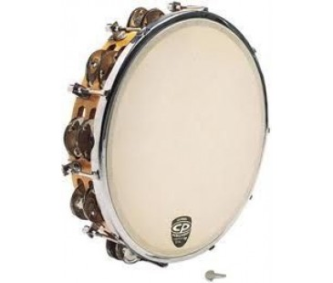 Latin Percussion CP391 CP Tambourines Wood 10