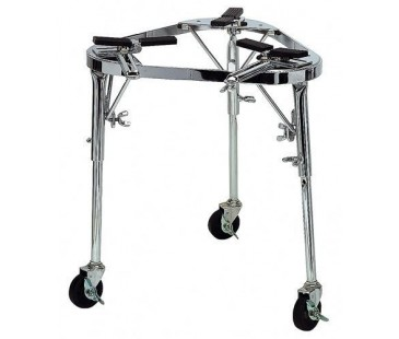 Latin Percussion LP636 Collapsible Cradle With  Legs and Wheels