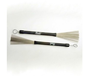 PEARL Bags Sticks PWB01 Retractable wire brush pair