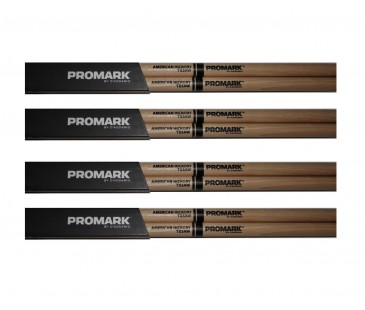 ProMark TX5AW Hickory 5A Wood Tip Baget 4 Çift