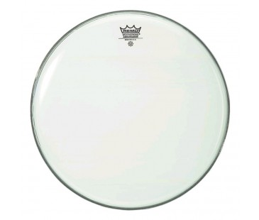 "Remo BA-0220-00- 20""  Ambassador Smooth White Deri"