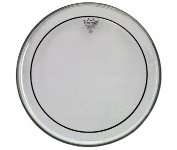 Remo Bass PINSTRIPE Clear 26 Diameter