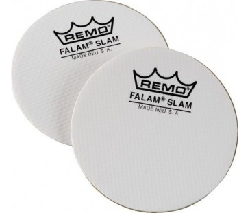 Remo Patch Falam 2.5 Diameter 2 Piece Pack