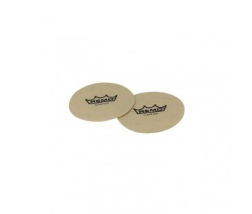 REMO SOUND CONTROL CLEAR DOT PATCH 4 inç (2 Pack)