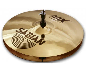 "Sabian 14"" Stage Hats AAX Hi-Hat"