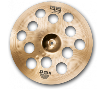 "Sabian 16"" B8 Pro O-Zone Crash Brilliant"