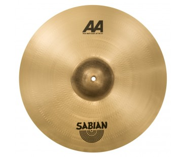 "Sabian 20"" AA Raw Bell Crash Brilliant"