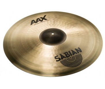 "Sabian 21"" AAX Raw Bell Dry Ride Brilliant"