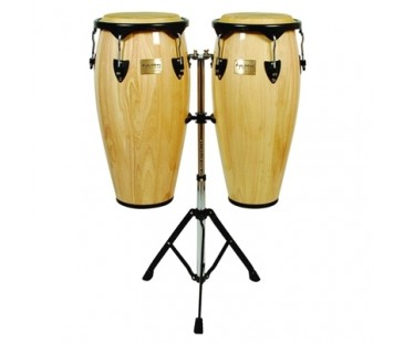 Tycoon Conga STC-1B-N-D Supremo Series 10'+11' Natural