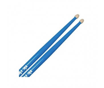 Vic Firth American Classic® 7A w/ BLUE FINISH