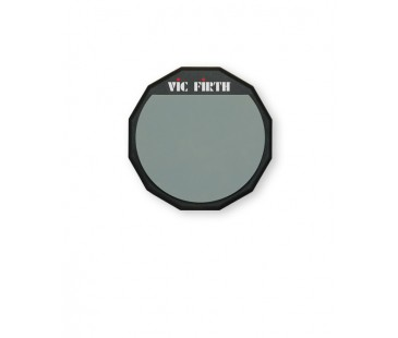 "Vic Firth Single Sided 6"" Çalışma Pad"