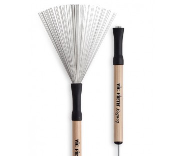 Vic Firth Legacy Brush Ağaç Saplı Fırça
