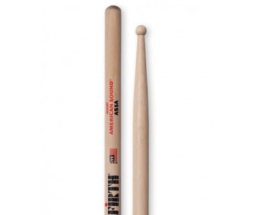 Vic Firth AS5A American Sound® 5A Round Tip Baget