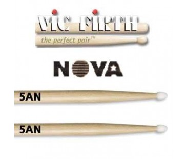 Vic Firth 5AN with NOVA imprint