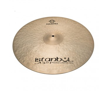 "Istanbul Agop 20"" Cindy Blackman Mantra Crash"