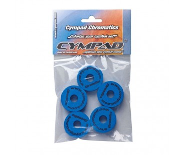Cympad Chromatics Keçe Seti 40x15mm (5 li set) Mavi