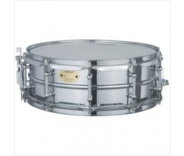 Ludwig LB400BT Supra Phonic 5X14 Brass Snare with Tube Lugs
