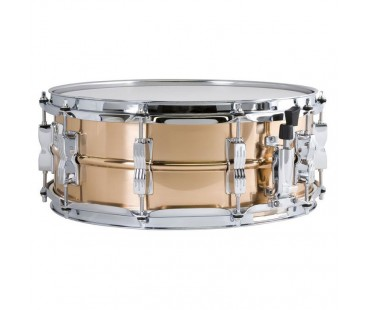Ludwig Accent Bronze Rocker - Snare 14 x 5 Trampet