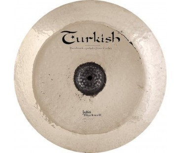 "Turkish Cymbals JB-CH19 John Blackwell Signature 19"" China"