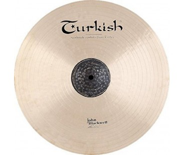 "Turkish Cymbals JB-CT19 John Blackwell Signature 19"" Crash Thin"