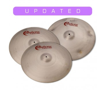 "Bosphorus Groove 16"" Crash"