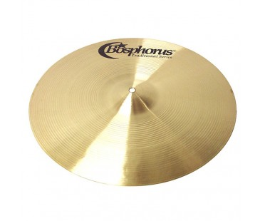"Bosphorus Traditional 16"" Crash Thin"