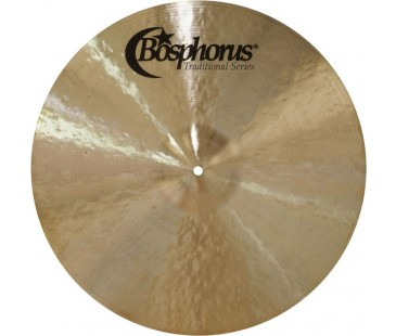 "Bosphorus Traditional 21"" Ride Thin"