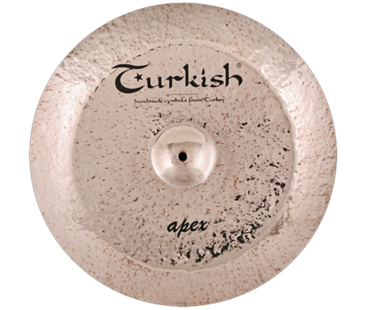 "Turkish Cymbals Apex 18"" China"