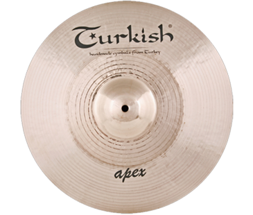 "Turkish Cymbals Apex 21"" Ride"