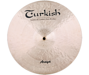 "Turkish Cymbals Araya 18"" Crash"