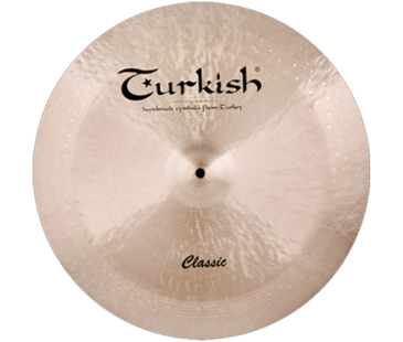 "Turkish Cymbals Classic 9"" China"