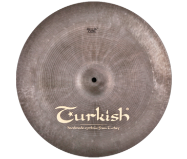 "Turkish Cymbals Classicdark 18"" China"