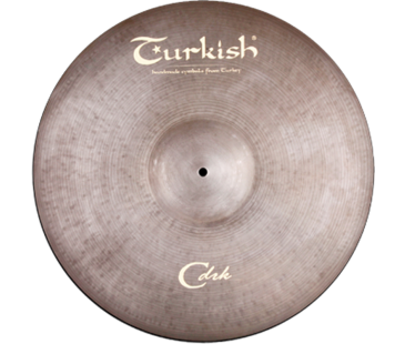 "Turkish Cymbals Classicdark 20"" Ride"