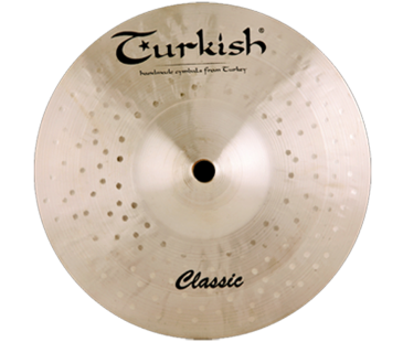"Turkish Cymbals Classic 6"" Splash"