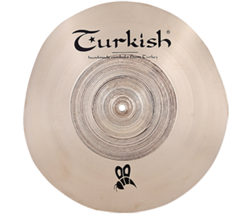 "Turkish Cymbals Bee 8"" Splash"