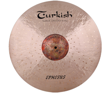 "Turkish Cymbals Ephesus 21"" Ride Heavy"