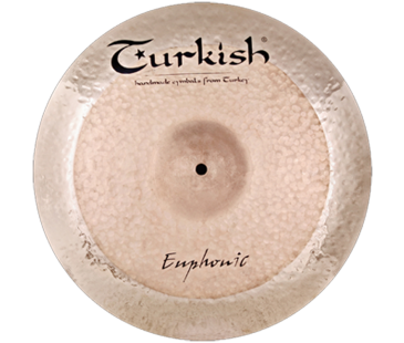 "Turkish Cymbals Euphonic 17"" Crash"