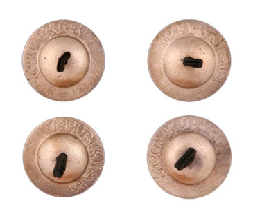 Turkish Cymbals Finger Cymbals  1 Pair ( include 4 Pcs)