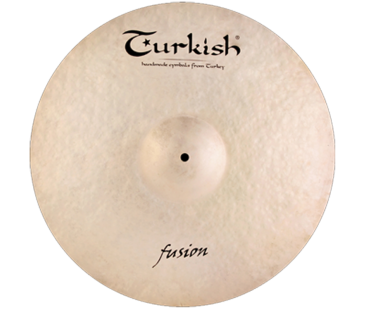"Turkish Cymbals Fusion 18"" Crash Ride"